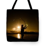 This Is The Last Cast Tote Bag