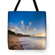 This Is Why They Call It Sunset Beach Tote Bag