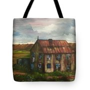 This Land Is My Land Tote Bag