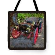 This Old Car Tote Bag