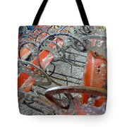 This Round Will Do It Tote Bag