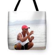 This Shape Tote Bag