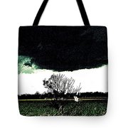 This Darkness Is But For A Time Tote Bag