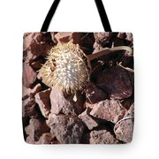 Thistle Fractures Tote Bag