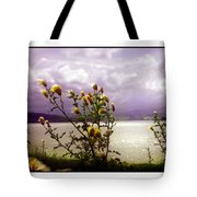 Thistledown Time Tote Bag