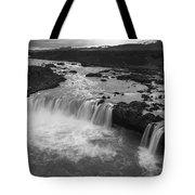 Thofafoss Waterfall Iceland 1538 Tote Bag