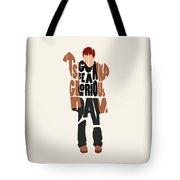 Thom Yorke Typography Art Tote Bag
