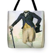 Thomas Bruce, 1766-1841 Tote Bag
