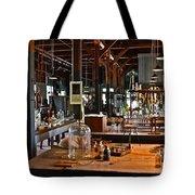 Thomas Edison Lab, #3 Tote Bag