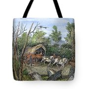 Thomas Hookers Migration Tote Bag