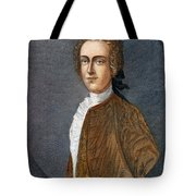 Thomas Hutchinson Tote Bag