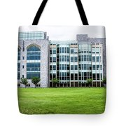 Thomas Jefferson Library At West Point Tote Bag