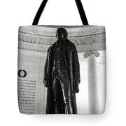 Thomas Jefferson Memorial Tote Bag