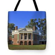 Thomas Jefferson's Poplar Forest Tote Bag
