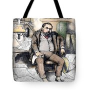 Thomas Nast (1840-1902) Tote Bag
