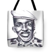 Thomas Sankara 02 Tote Bag