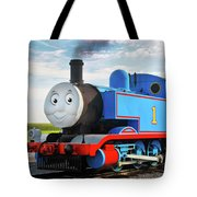 Thomas The Train Tote Bag