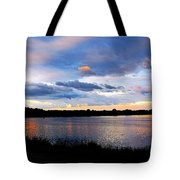 Thompson Lake 3 Tote Bag