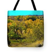 Thompson Valley Overlook Tote Bag