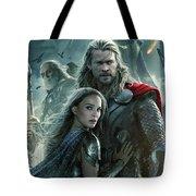 Thor 2 The Dark World 2013 Tote Bag