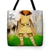 Thor Odinsson Tote Bag by Ilias Patrinos