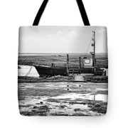 Thornham Harbour, North Norfolk Tote Bag