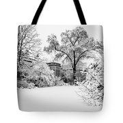 Thornhill Winter Tote Bag