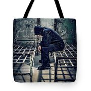 Thorns Of Punishment Tote Bag