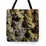 Thorns Of Silk Tote Bag