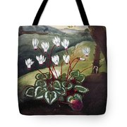 Thornton: Cyclamen Tote Bag
