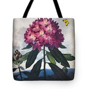 Thornton: Rhododendron Tote Bag