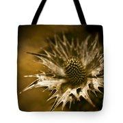 Thorny Crown Tote Bag