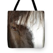 Thoroughbred Portrait One Tote Bag