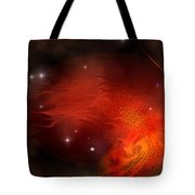 Thor's Gate Tote Bag by Corey Ford