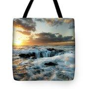 Thors Well Cape Perpetua 2 Tote Bag