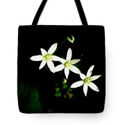 Those Little Flowers Tote Bag