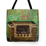 Those Old Tunes- II Tote Bag