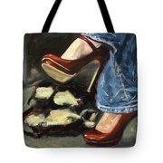 Those Shoes Tote Bag