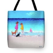 Those Summer Days Tote Bag