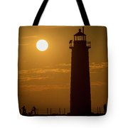 Oh Those Summer Nights Tote Bag