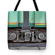 Those Wheels Keep On Turning In Rome Italy Tote Bag