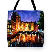 Thoughtful Amsterdam Tote Bag