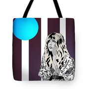 Thoughtful Stevie Tote Bag