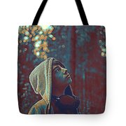 Thoughtful Youth 12 Tote Bag