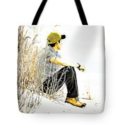 Thoughtful Youth 6 Tote Bag