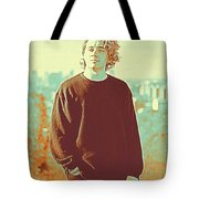 Thoughtful Youth 9 Tote Bag