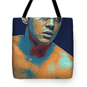 Thoughtful Youth Series 13 Tote Bag