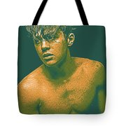 Thoughtful Youth Series 14 Tote Bag