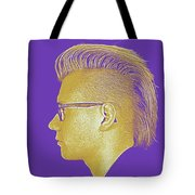 Thoughtful Youth Series 22 Tote Bag