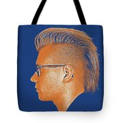 Thoughtful Youth Series 24 Tote Bag